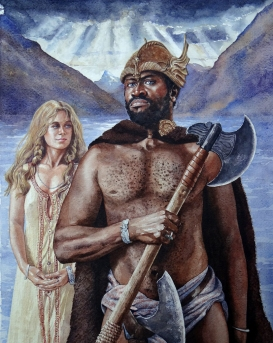 Black Viking